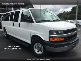 Chevrolet Express Passenger LT 2013