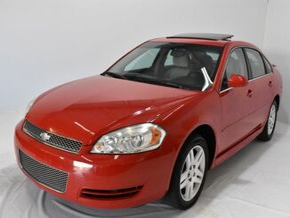 2013_Chevrolet_Impala_4dr Sdn LT Fleet_ Arlington TX