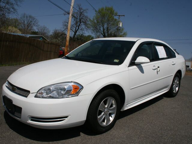 2013 Chevrolet Impala LS Fleet Roanoke VA