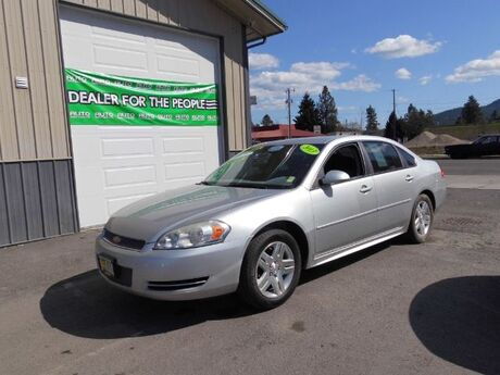 2013 Chevrolet Impala LT (Fleet) Spokane Valley WA