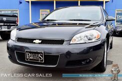 2013_Chevrolet_Impala_LTZ / Automatic / Power & Heated Leather Seats / Auto Start / Bose Speakers / Cruise Control / Low Miles / 30 MPG_ Anchorage AK