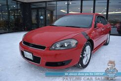 2013_Chevrolet_Impala_LTZ / Heated Leather Seats / Auto Start / Sunroof / Bose Speakers / Aux Jack / Cruise Control / 30 MPG_ Anchorage AK