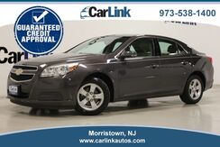 2013_Chevrolet_Malibu_LT_ Morristown NJ