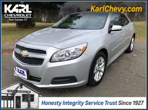 2013_Chevrolet_Malibu_LT_ New Canaan CT