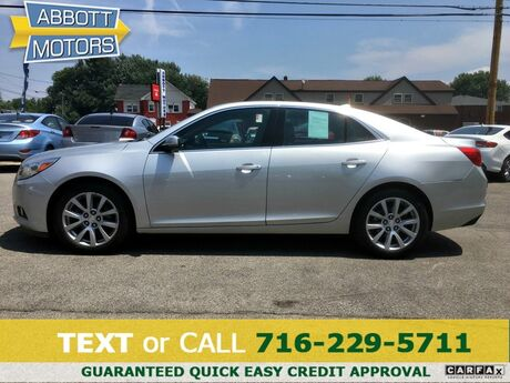 2013 Chevrolet Malibu LT2 w/Alloys Buffalo NY
