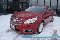 2013_Chevrolet_Malibu_LTZ / Auto Start / Heated Power Leather Seats / Cruise Control / Aux & USB Jacks / Alloy Wheels / 34 MPG_ Anchorage AK