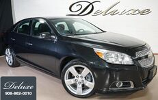 2013_Chevrolet_Malibu_LTZ Sedan, Navigation System, Rear-View Camera, Pioneer Premium Sound, Heated Leather Seats, Power Sunroof, 19-Inch Alloy Wheels,_ Linden NJ