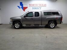 Chevrolet Silverado 1500 2013 LT Extended Cab ARE Camper Shell 5.3L V8 4X4 Towing Package 2013