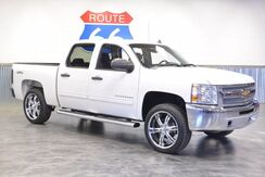 2013_Chevrolet_Silverado 1500_4WD LOADED CREW CAB! LT! 69K MILES! MINT_ Norman OK