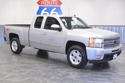 2013_Chevrolet_Silverado 1500_4WD Z71 LTZ LOADED! LEATHER! 5.3 V-8!_ Norman OK