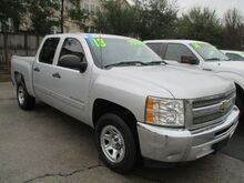 2013_Chevrolet_Silverado 1500_LS Crew Cab Short Box 2WD_ Houston TX