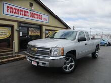 2013_Chevrolet_Silverado 1500_LS Extended Cab 4WD_ Middletown OH