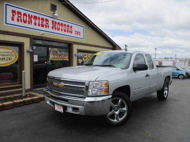 2013 Chevrolet Silverado 1500 LS Extended Cab 4WD Middletown OH