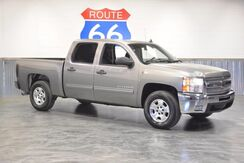 2013_Chevrolet_Silverado 1500_LT CREWCAB 'ONLY 61,898 MILES' BACK UP CAMERA!! LOADED!!_ Norman OK