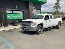 2013_Chevrolet_Silverado 1500_LT Ext. Cab 4WD_ Spokane Valley WA