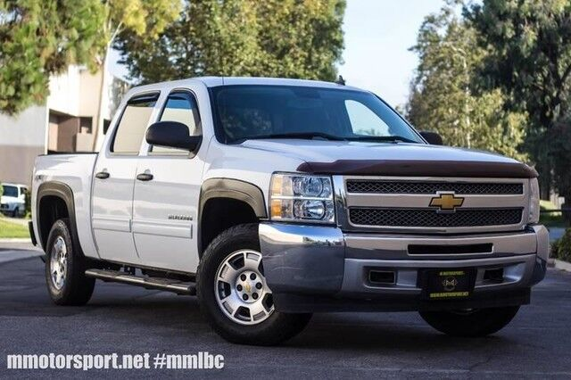 2013_Chevrolet_Silverado 1500_LT_ Long Beach CA