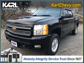 2013_Chevrolet_Silverado 1500_LT_ New Canaan CT