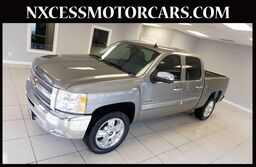 Chevrolet Silverado 1500 LT TEXAS EDITION LEATHER SEATS 1-ONWER. 2013