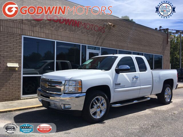2013 Chevrolet Silverado 1500 LT Texas Edition Columbia SC