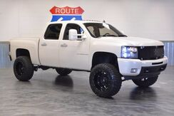2013_Chevrolet_Silverado 1500_LTZ 4WD! 7'' LIFT! 20'' FUEL CUSTOM WHEELS! LEATHER-SUNROOF-NAVIGATION-DVD! ONLY 47K MILES! $11,000 IN EXTRAS!! TOO MUCH TO LIST!_ Norman OK