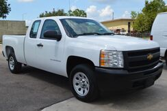 2013_Chevrolet_Silverado 1500_Work Truck Ext. Cab 2WD_ Houston TX