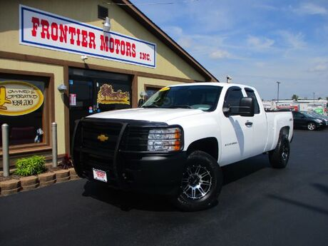 2013 Chevrolet Silverado 1500 Work Truck Ext. Cab 4WD Middletown OH