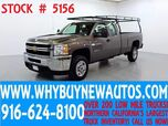 2013 Chevrolet Silverado 2500HD ~ 4x4 ~ Extended Cab ~ Only 65K Miles!