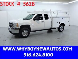 Chevrolet Silverado 2500HD ~ Extended Cab ~ Only 66K Miles! 2013