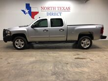 2013_Chevrolet_Silverado 2500HD_LT 4WD Diesel Allison Leather Short Bed Crew Ranch Hand_ Mansfield TX