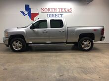 2013_Chevrolet_Silverado 2500HD_LTZ 4WD Diesel GPS Navi Camera Heated Cool Leather Lift Wheels_ Mansfield TX