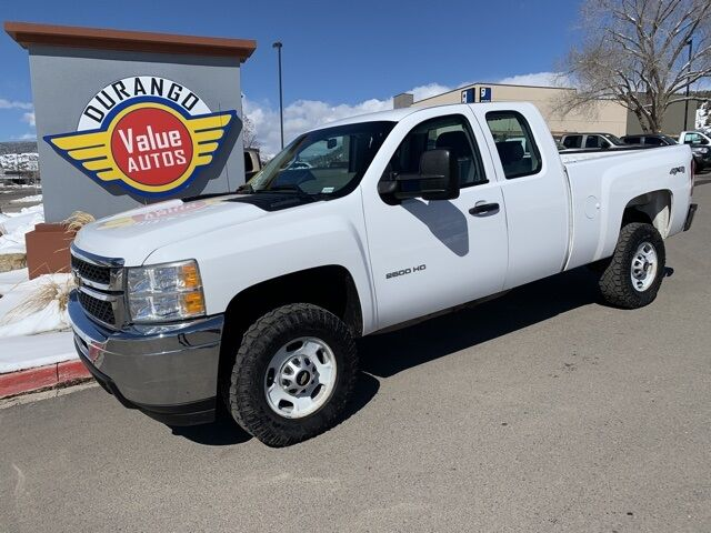 2013 Chevrolet Silverado 2500HD Work Truck Durango CO