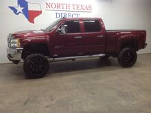 2013_Chevrolet_Silverado 2500HD_Z71 4X4 Lifted Diesel Allison Leather Park Assist Short Bed_ Mansfield TX