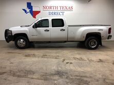 Chevrolet Silverado 3500HD LS 4x4 Diesel DRW Crew Ranch Hand Alloy Wheels Allison 2013