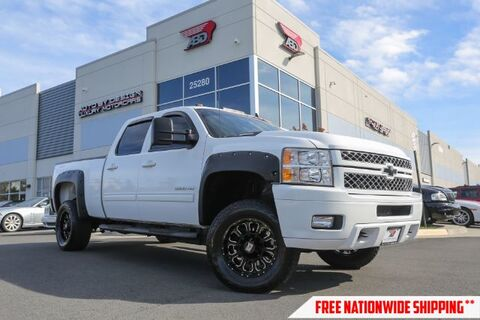 2013_Chevrolet_Silverado 3500HD_LT Crew Cab 4WD_ Chantilly VA