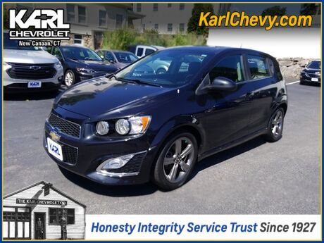 2013 Chevrolet Sonic Hatchback RS New Canaan CT