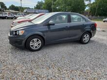 2013_Chevrolet_Sonic_LT Auto Sedan_ Hattiesburg MS