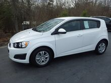 2013_Chevrolet_Sonic_LT_ High Point NC