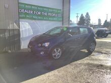 2013_Chevrolet_Sonic_LTZ Manual 5-Door_ Spokane Valley WA