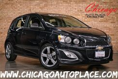 2013_Chevrolet_Sonic_RS_ Bensenville IL