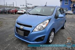 2013_Chevrolet_Spark_LT / Automatic / Power Locks & Windows / Bluetooth / Cruise Control / Aluminum Wheels / 39 MPG_ Anchorage AK