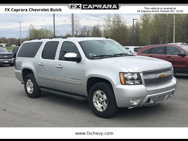 2013 Chevrolet Suburban 1500 LT Watertown NY