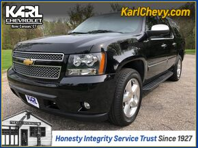 2013_Chevrolet_Suburban_LTZ_ New Canaan CT