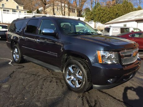 2013 Chevrolet Suburban LTZ New Canaan CT