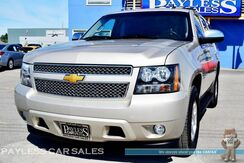 2013_Chevrolet_Tahoe_LT / 4X4 / Heated Front & Rear Leather Seats / Sunroof / Auto Start / Bose Speakers / Bluetooth / Back-Up Camera / 3rd Row / Seats 7 / Low Miles / Tow Pkg / 1-Owner_ Anchorage AK