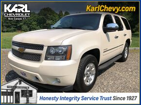 2013_Chevrolet_Tahoe_LTZ_ New Canaan CT