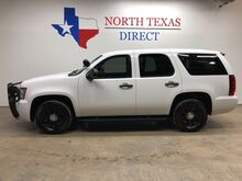 2013_Chevrolet_Tahoe_Police Siren PA Pursuit Lights Full Cage Locking Gun Rack_ Mansfield TX
