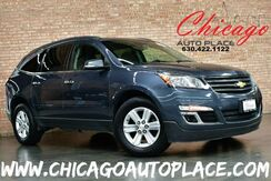 2013_Chevrolet_Traverse_2LT - 3.6L SIDI V6 ENGINE ALL WHEEL DRIVE 1 OWNER NAVIGATION BACKUP CAMERA BLACK LEATHER HEATED SEATS 3RD ROW BOSE AUDIO_ Bensenville IL