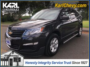 2013_Chevrolet_Traverse_LS_ New Canaan CT