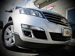 2013_Chevrolet_Traverse_LT AWD 4 dr w/2LT W/ 3'rd Row_ Grafton WV