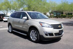 Chevrolet Traverse LT *ONLY 35,027 MILES* 2013